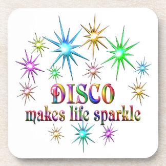 Disco Sparkles Coaster