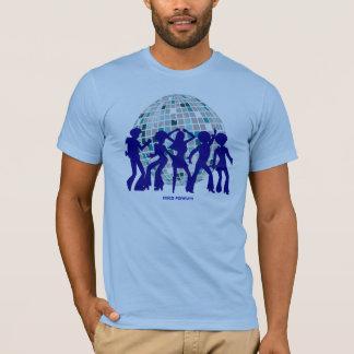 Disco Tee Collection: Disco Blue Ball