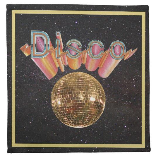 Disco the Night Away Napkins