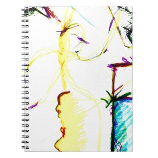 Disco W \ A Crazy Notebook