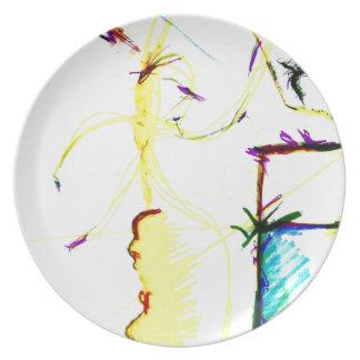 Disco W \ A Crazy Plate