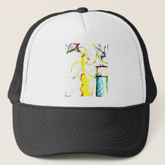 Disco W \ A Crazy Trucker Hat