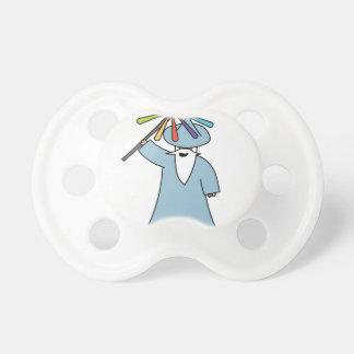 Disco Wizard t-shirt. Pacifier