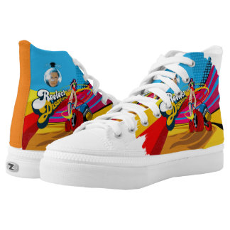 Discobama High Tops