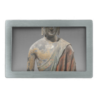 Discolored Buddha Sculpture - Tang dynasty (618) Belt Buckles