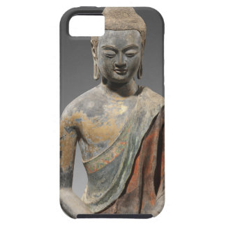 Discolored Buddha Sculpture - Tang dynasty (618) iPhone 5 Cases