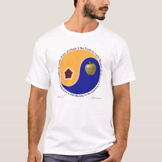 Discordian Chao (white/natural shirts) T-Shirt