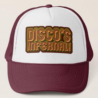 Discos Infernal Trucker Hat