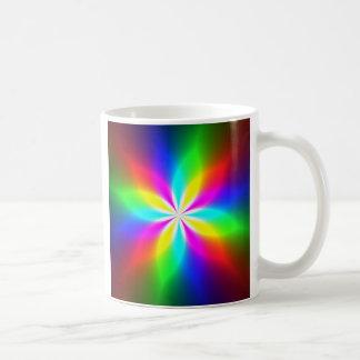 DiscoTech 2 Classic White Coffee Mug