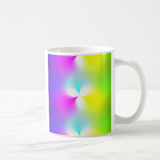 DiscoTech 3 Classic White Coffee Mug