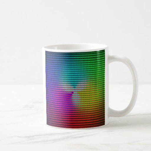 DiscoTech 5 Coffee Mugs