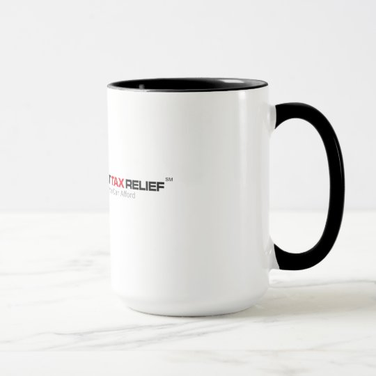 Discount Tax Relief Coffee Mug