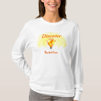 Discover a world of possibilities T-Shirt
