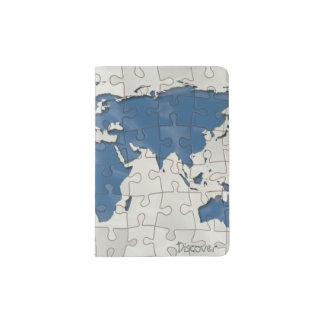 Discover Passport Holder