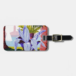 Discover Puerto Rico Luggage Tag