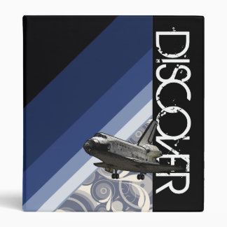 Discover Space Shuttle Binder