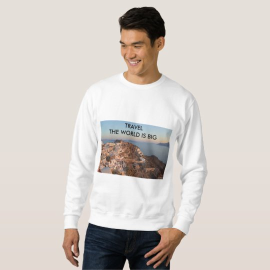 Discover the world sweatshirt