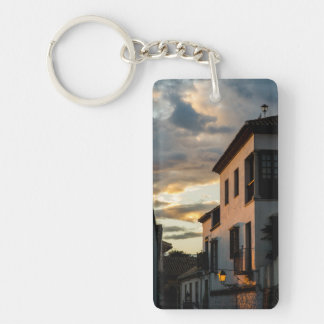 Discoveries of getting late keychain