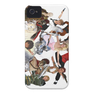 Discovering New Worlds Through Reading Case-Mate iPhone 4 Case
