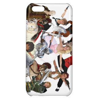 Discovering New Worlds Through Reading iPhone 5C Case