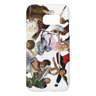 Discovering New Worlds Through Reading Samsung Galaxy S7 Case