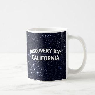 Discovery Bay California Basic White Mug
