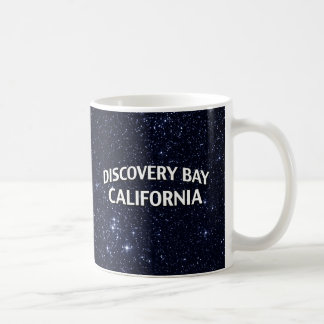 Discovery Bay California Classic White Coffee Mug