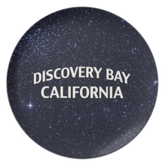 Discovery Bay California Plates