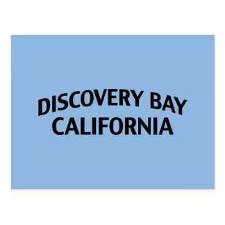 Discovery Bay California Postcard