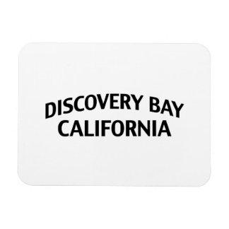 Discovery Bay California Rectangular Photo Magnet