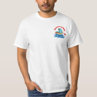 Discovery Bay Paddle for Fame Two-Sided T-Shirt