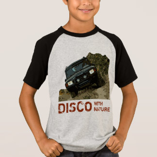 DISCOVERY - DISCO WITH NATURE T-Shirt