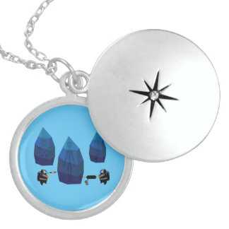 Discovery Locket Necklace