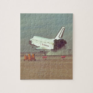 Discovery on desert_Space Jigsaw Puzzle