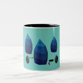 Discovery Two-Tone Coffee Mug