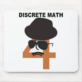 Discrete Math Mouse Pad