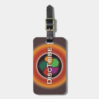 DiscTribe BagTag Luggage Tag