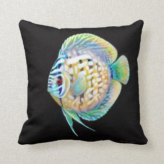 Discus Cichlid Aquarium Fish Pillow