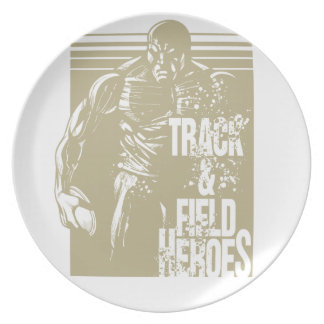 discus hero plate
