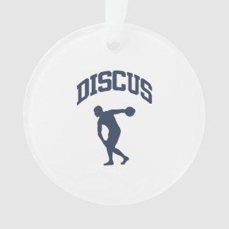 Discus Ornament