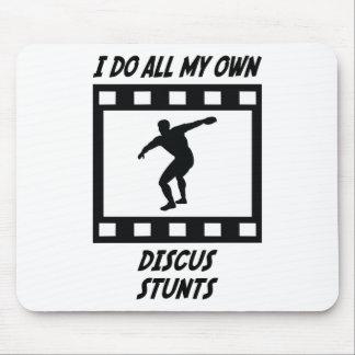 Discus Stunts Mouse Mat