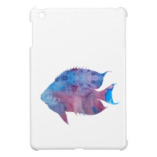 Discus (symphysodon ) iPad mini cover