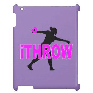 Discus thrower ipad  case case for the iPad 2 3 4