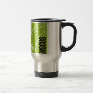 discus travel mug
