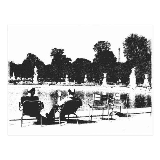 Discussion Area: Paris Postcard