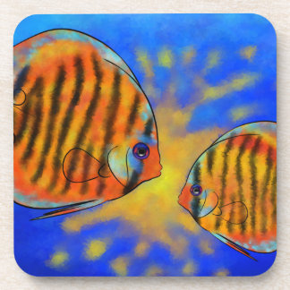 Discussios V1 - amazing discus Coasters