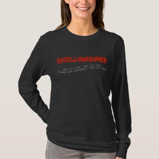 Disfellowshipped Re-Dux (Dark) T-Shirt