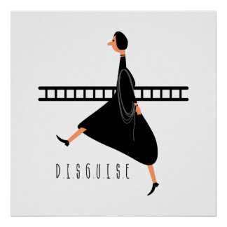 Disguise Posters