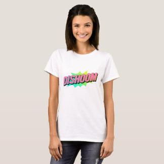 Dishoom-white T-Shirt