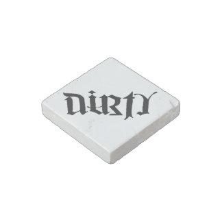 Dishwasher Ambigram Magnet